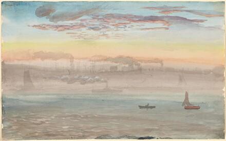 East River, Sunrise