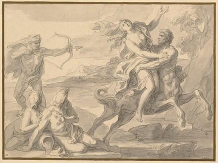 The Rape of Deianira