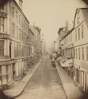 School Street, Boston