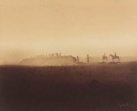 Cavalry Maneuvers, Camp de Chalons