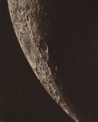 Carte photographique de la lune