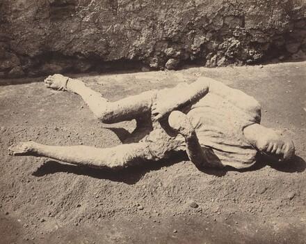 Impronte umane (Pompeii)
