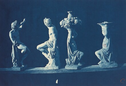 Four Statues