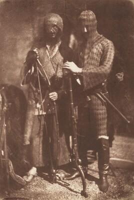 Afghans or Circassian Armour