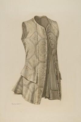 Man's Waistcoat