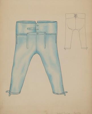 Knee Pants