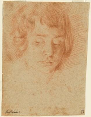 Head of a Boy (Gennaro Falcone?)