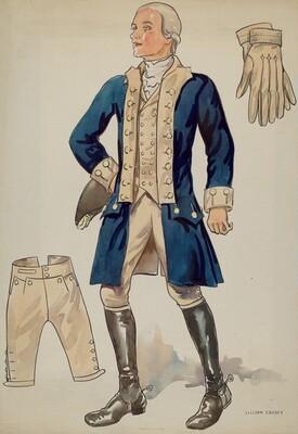 Man's Uniforms