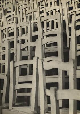 Chairs in the Prater (Stolicky v Pratri)