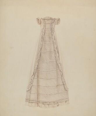 Infant's Dress (Front View)