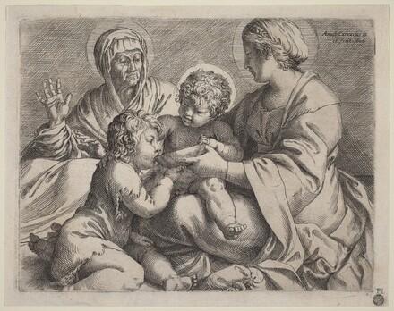 The Madonna della Scodella