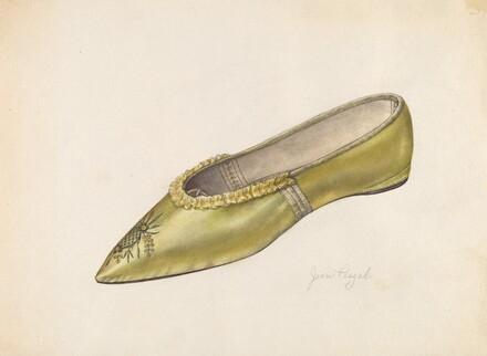 Woman's Slipper