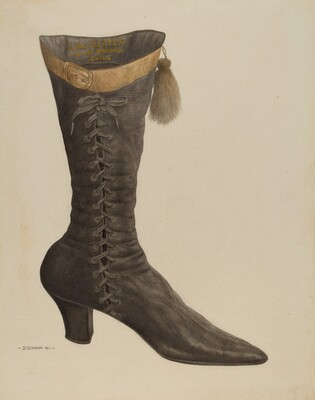 Lady's Boot