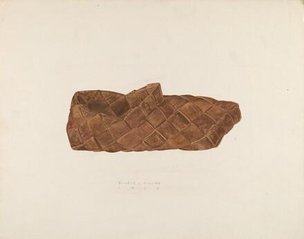 Birch Bark Shoe