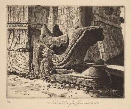 Plumed Serpent, Chichén Itza