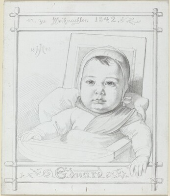 Eduard, the Artist's Infant Son