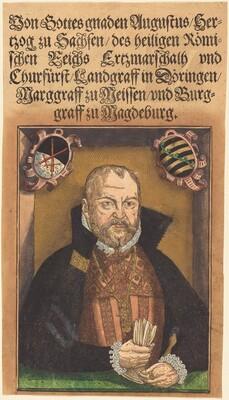 Augustus Hertzog zu Sachsen
