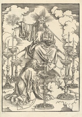 The Vision of the Seven Candlesticks