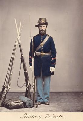 Artillery, Private
