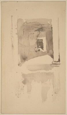 A Doorway in Ajaccio