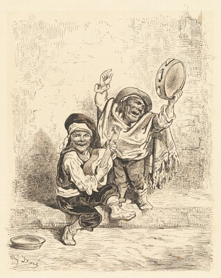 Dwarf Musicians of Granada