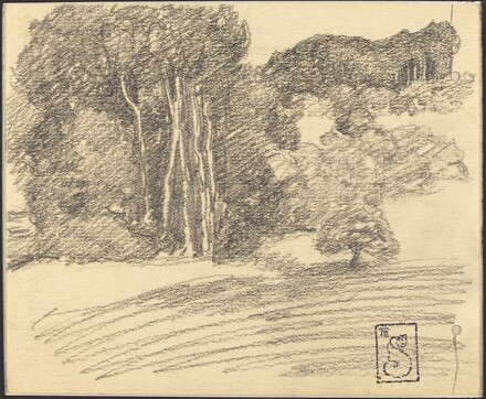 The Forest at Courdemanche