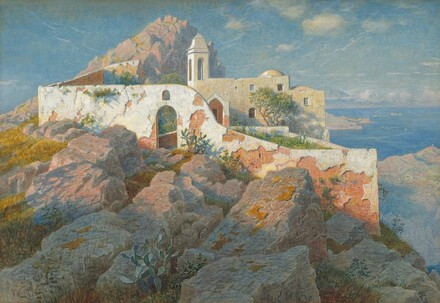 Santa Maria a Cetrella, Anacapri