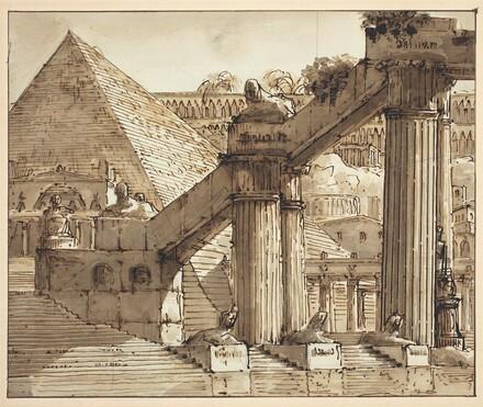 Egyptian Stage Design