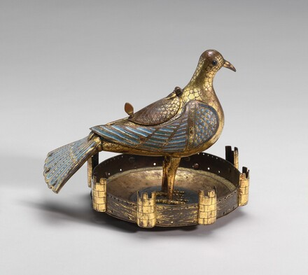 Pyx in the Form of a Dove
