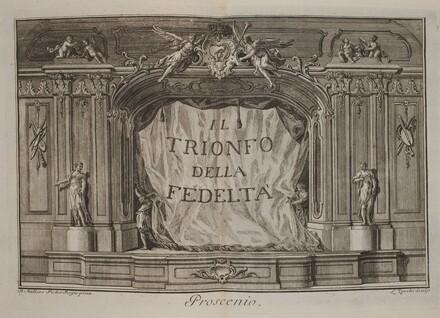 Il Trionfo della Fedeltá. Dramma Pastorale Per Musica Di E.T.P.A.
