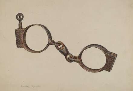 Slave Handcuffs
