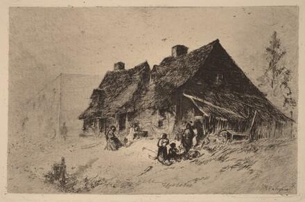 Negro Huts at Wilmington