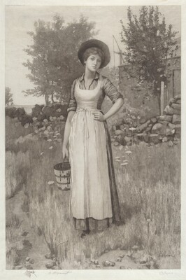 Untitled (Farmer's Daughter)