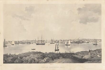 View of Gloucester, Mass.