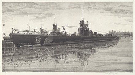 U.S.S. Haddo, Portrait of a Submarine