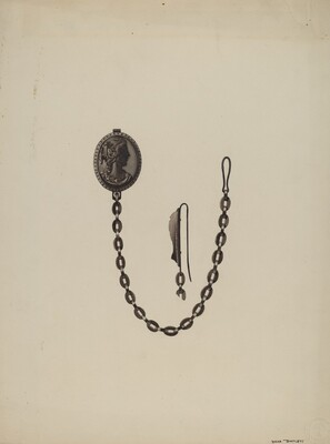 Medallion and Chain