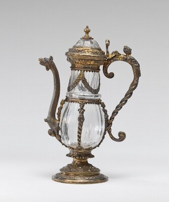 Ewer and Cover