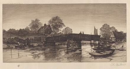 Untitled (Old Bridge)