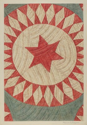 Star & Ring Quilt