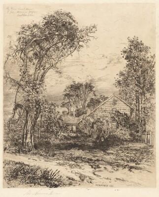 The Home Sweet Home of John Howard Payne, Easthampton