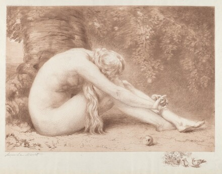 Eve Repentant