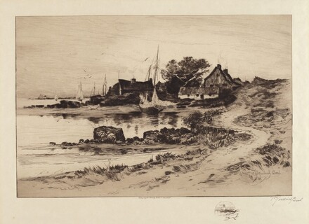 Old Gloucester Shore