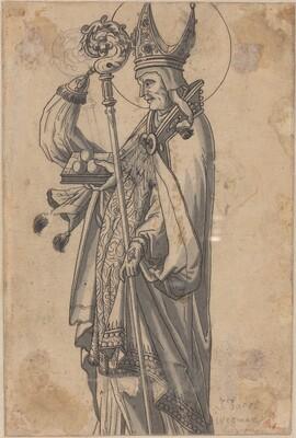 Saint Nicholas (verso)