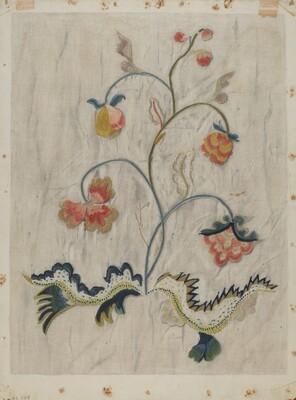 Bedspread Detail