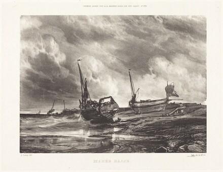 Marée Basse (Low Tide)