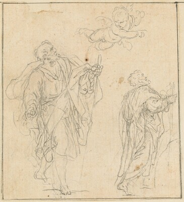 An Apostle Guided by an Angel