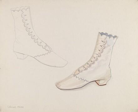 Quaker Wedding Shoes