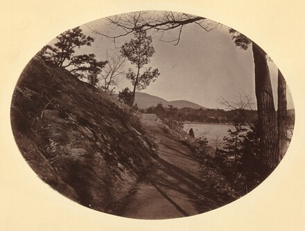 F.W. 4 (Old Chain Battery Walk), West Point, New York