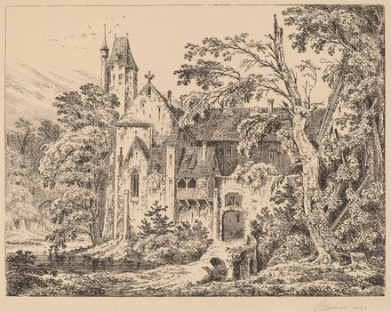 The Monastery in the Forest