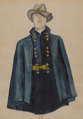 Civil War Field Uniform